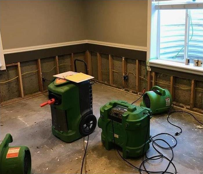 Restoring A Facility After Water Damage